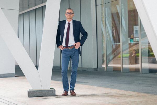 Geschäftsführer Thorsten Gerber