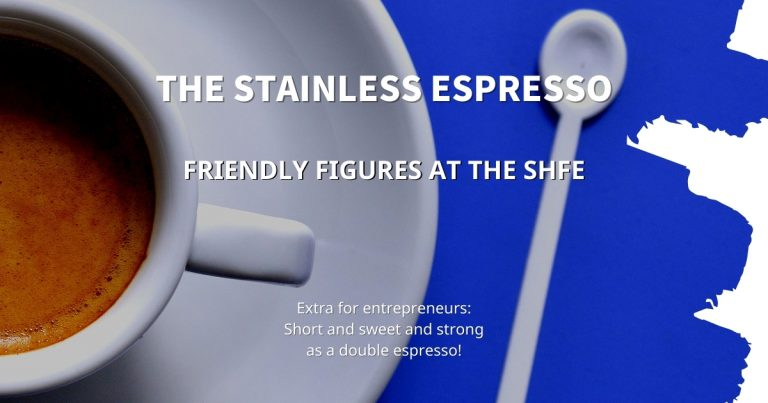 Stainless Espresso: Friendly figures at the SHFE